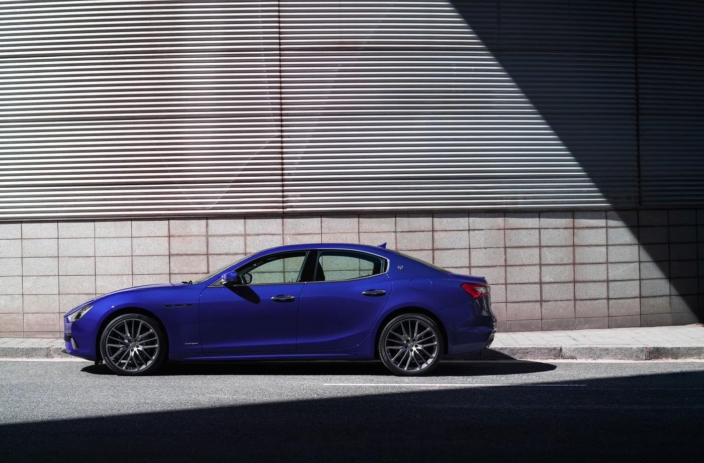 2020 Maserati Ghibli Design