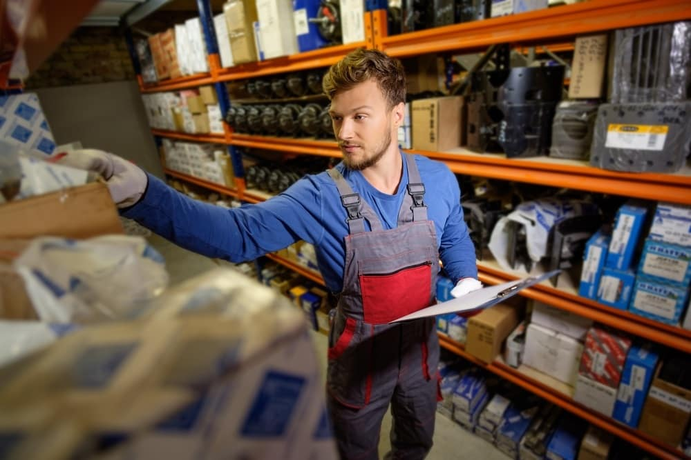 Parts Customer Service