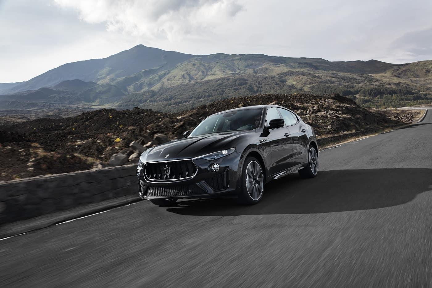 Maserati Inventory