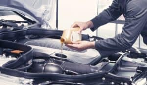 Maserati Oil Change