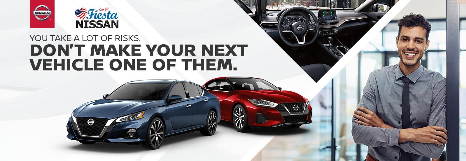 Nissan Models for Self-Starters | Fiesta Nissan | Edinburg, TX