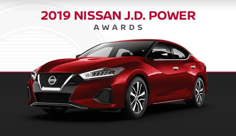 Recent J.D. Power Awards for Nissan Models | Fiesta Nissan | Edinburg, TX
