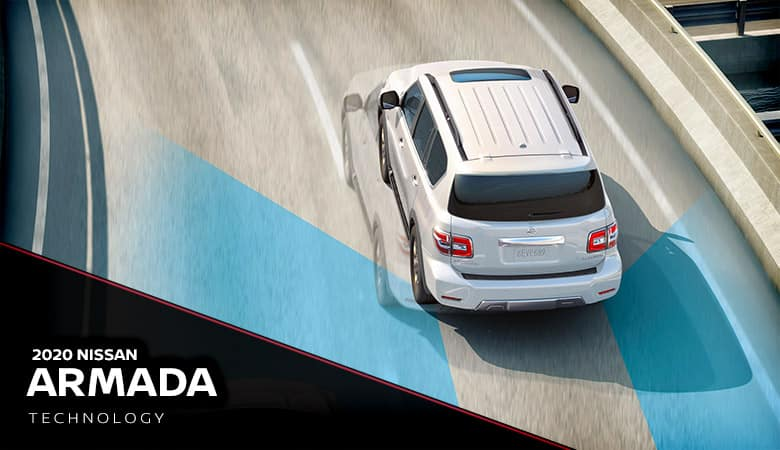 2020 Nissan Armada Technology | Fiesta Nissan | Edinburg, TX