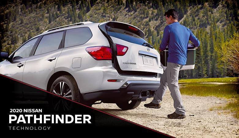 2020 Nissan Pathfinder Technology - Fiesta Nissan in Edinburg, TX