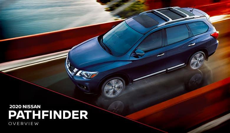 2020 Nissan Pathfinder Overview - Fiesta Nissan in Edinburg, TX
