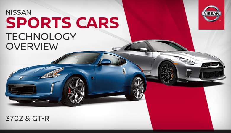 2020 Nissan Sports Car Technology | Fiesta Nissan | Edinburg, TX