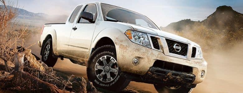 2020 Nissan Frontier - Fiesta Nissan - Edinburg, TX