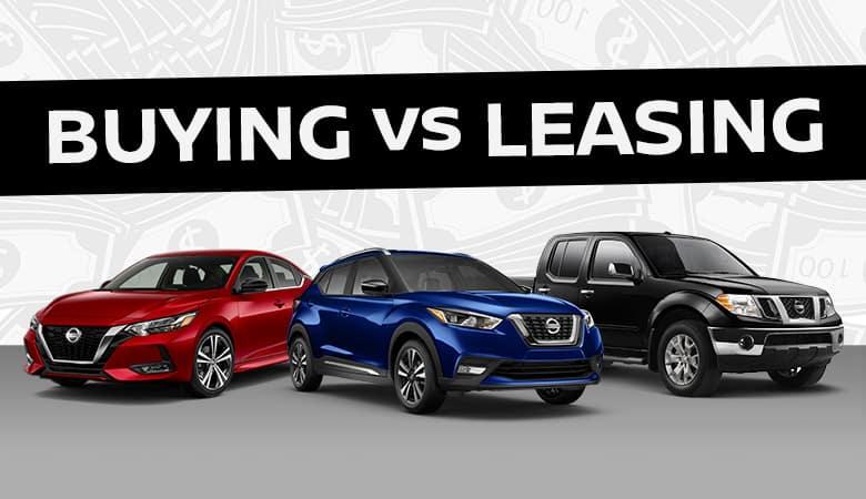 Buying vs. Leasing - Fiesta Nissan in Edinburg, Texas
