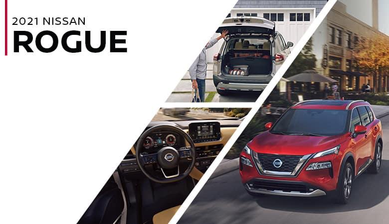 2021 Nissan Rogue - Fiesta Nissan in Edinburg, Texas