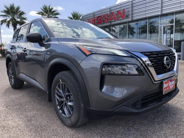 New 2021 Nissan  Rogue S FWD