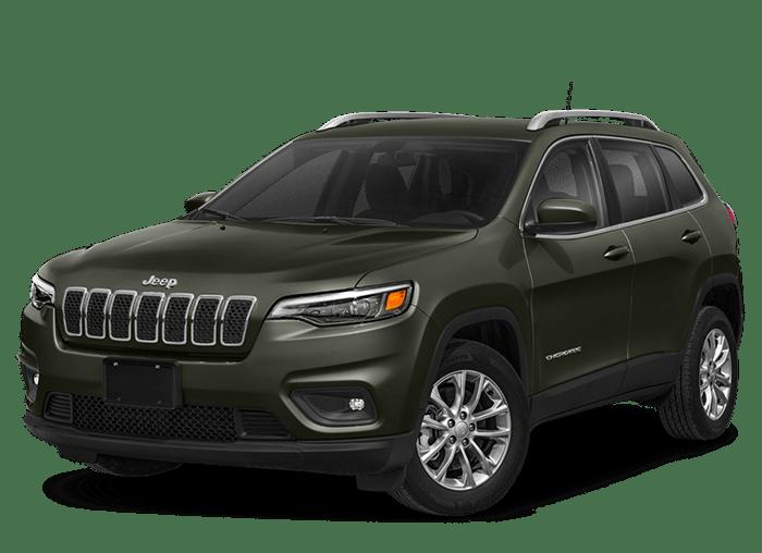 2020 Jeep Cherokee Green