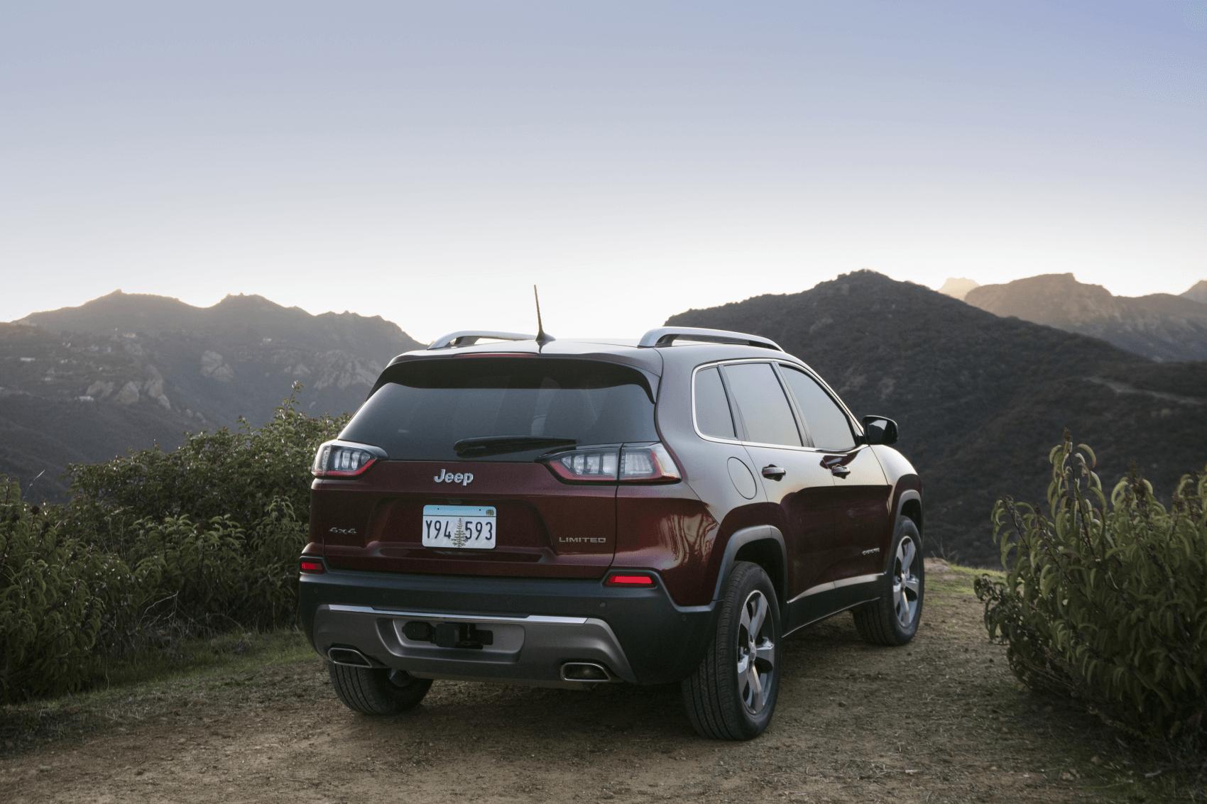 2021 Jeep Cherokee Woods Findlay CDJR