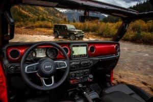 Jeep Wrangler vs Ford Bronco Findlay OH