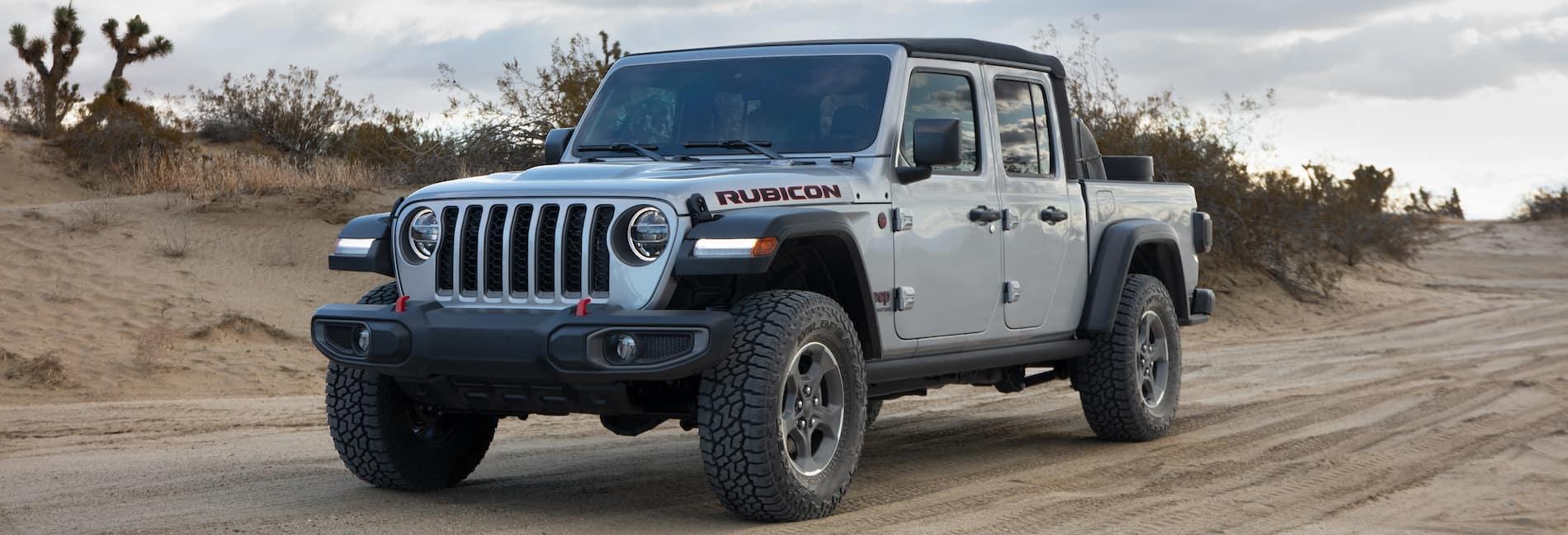 Jeep Gladiator Banner