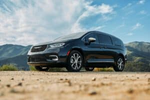 2021 Chrysler Pacifica Findlay OH