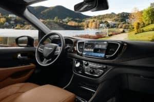 2021 Chrysler Pacifica tech