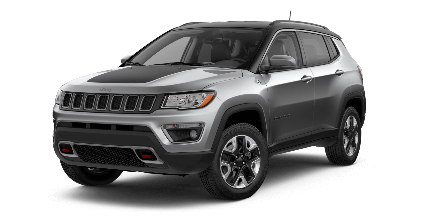 2021 Jeep Compass Silver