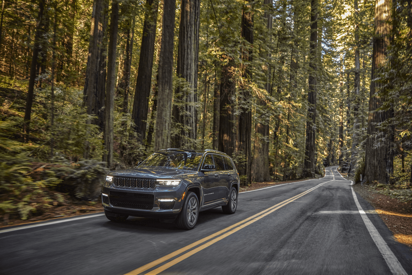 2021 Jeep Grand Cherokee Highway Woods