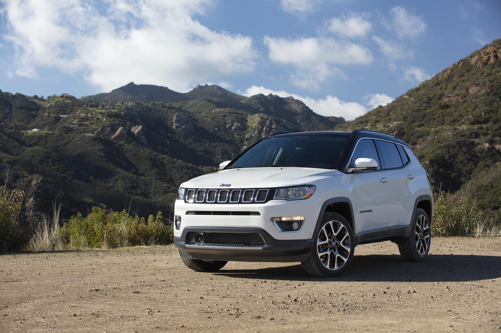 2021 Jeep Compass Off-Road Capabilities