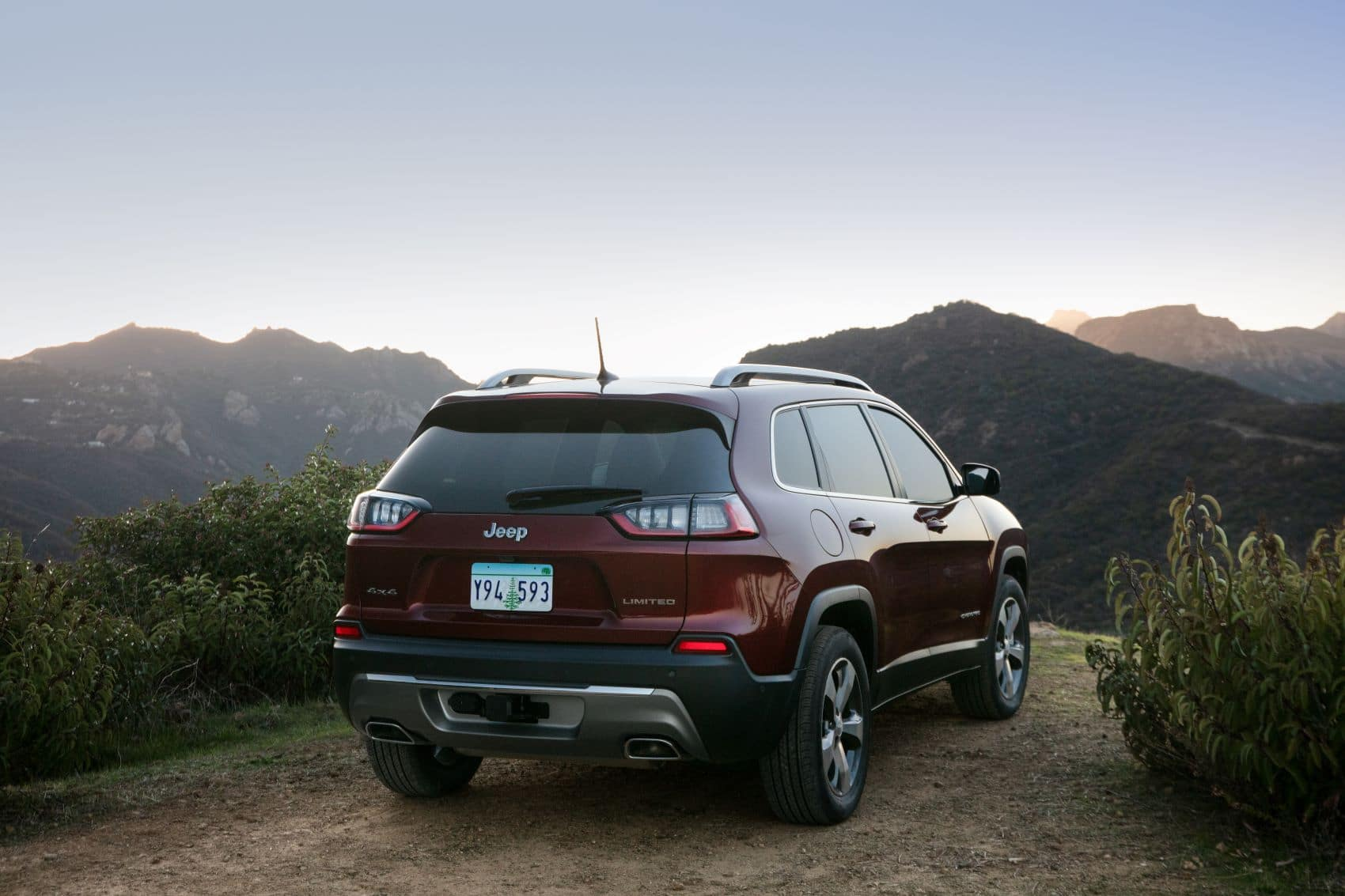 Jeep Cherokee Limited Trim Level
