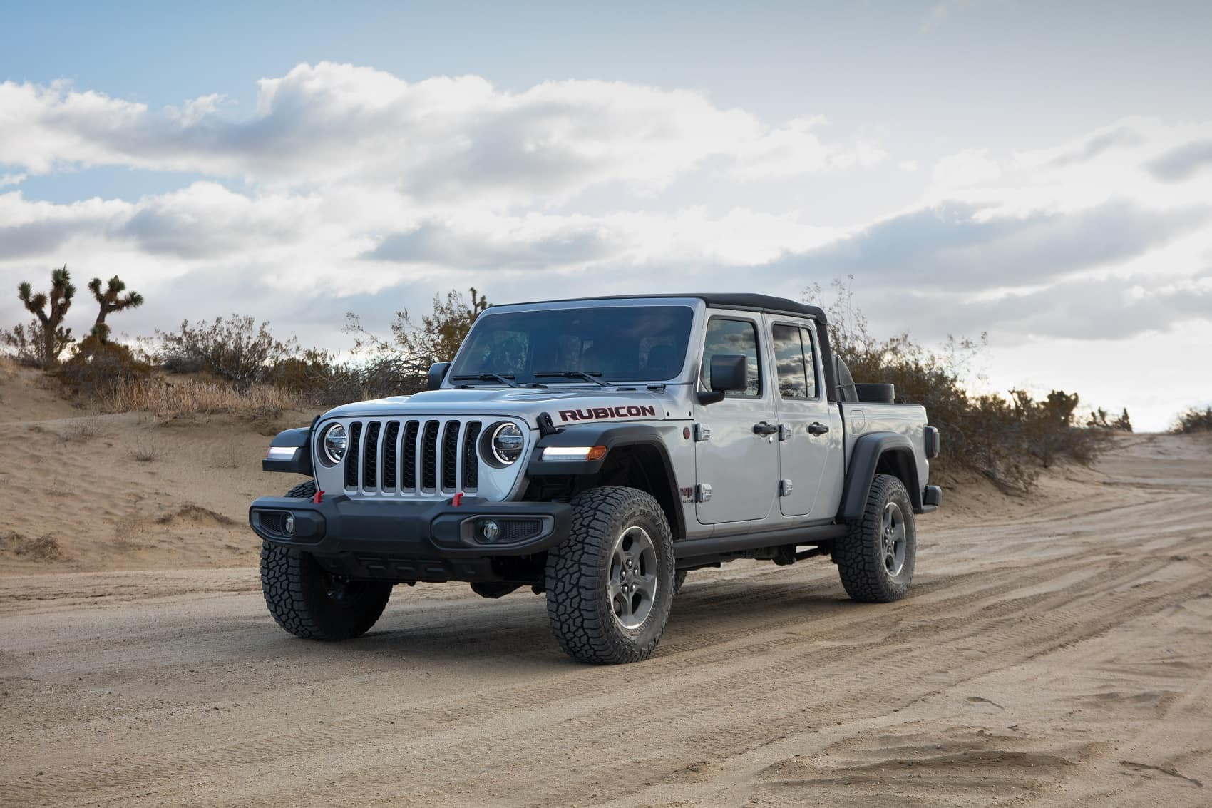 Jeep Gladiator Performance