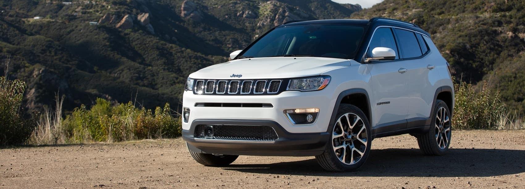 Jeep Compass Lease Deals