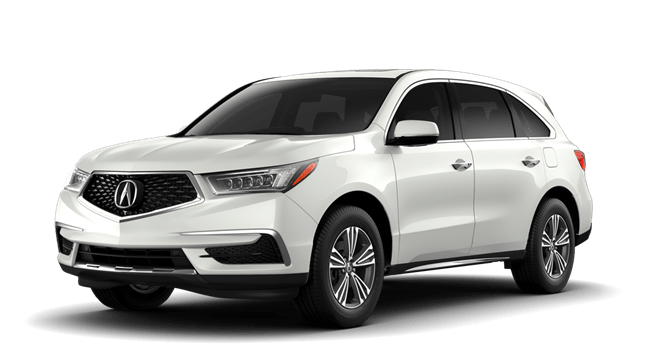 Lease a 2020 Acura MDX Base From $329/mo!
