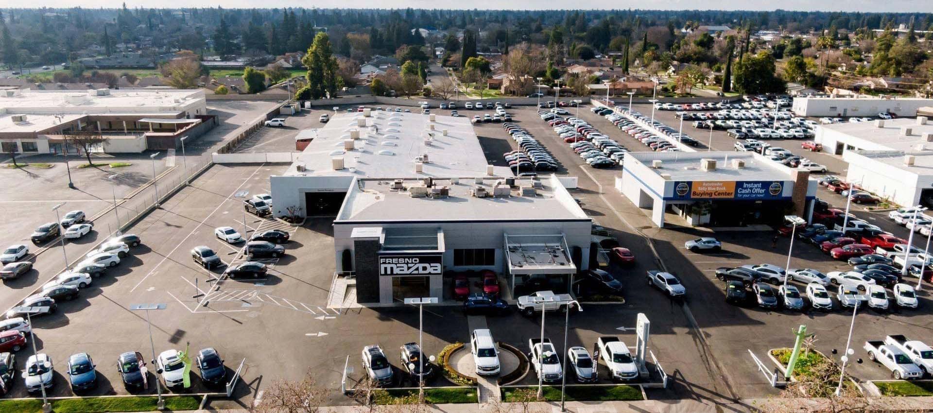 Used Car Dealership in Fresno