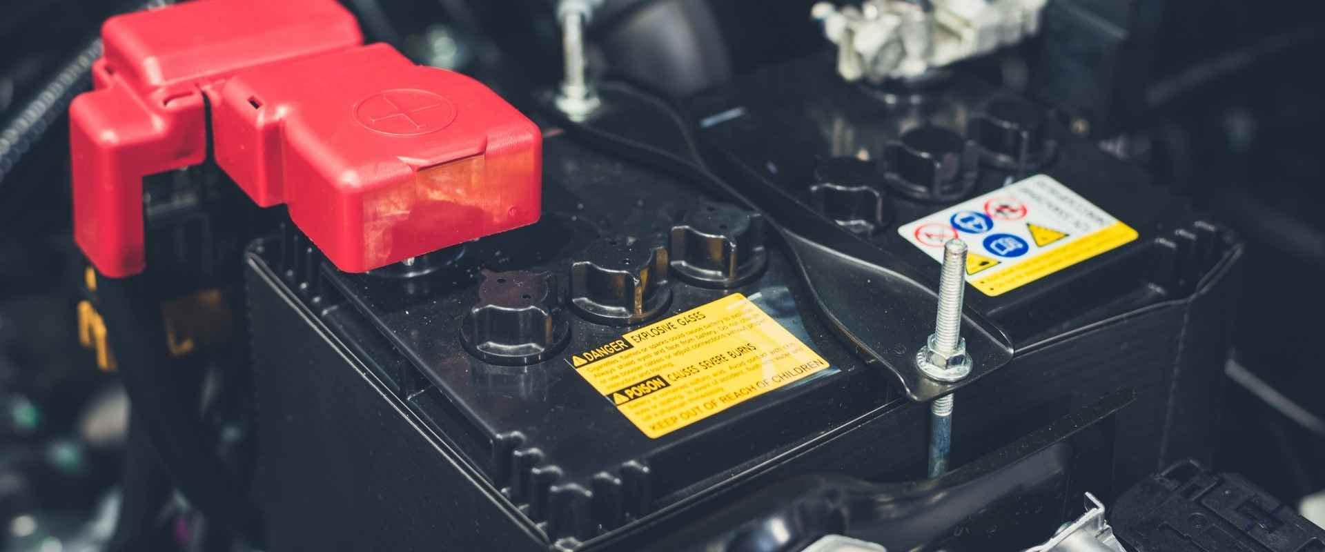 Dispose Of Old Car Battery
