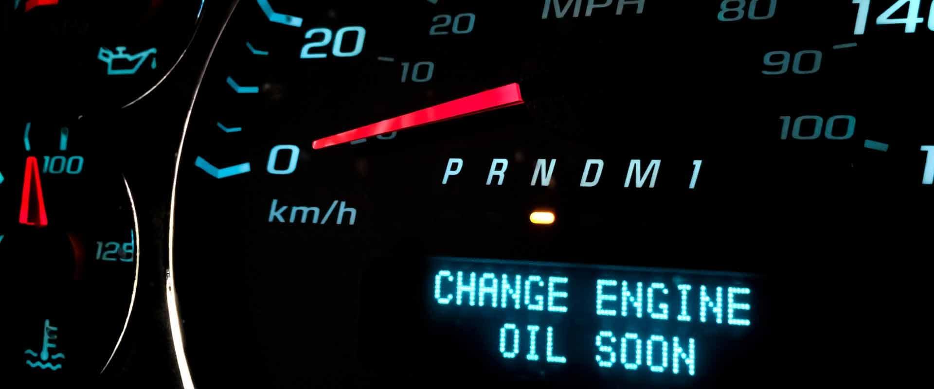 Fresno Oil Change