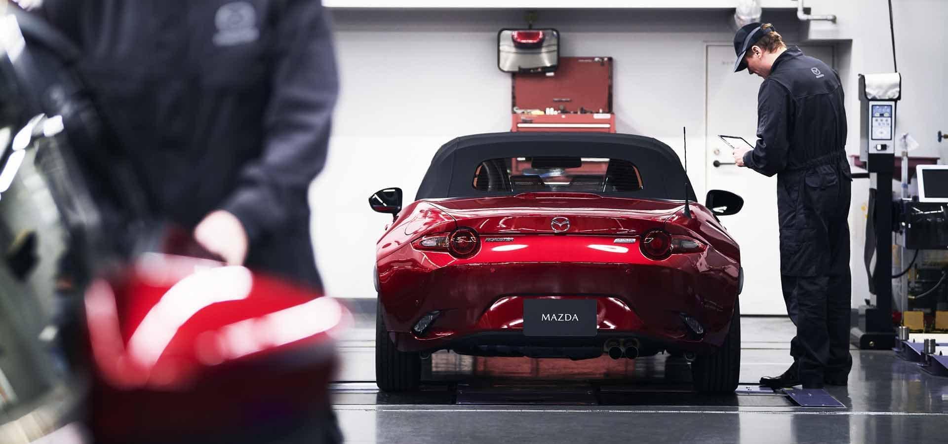 Mazda Repair Fresno