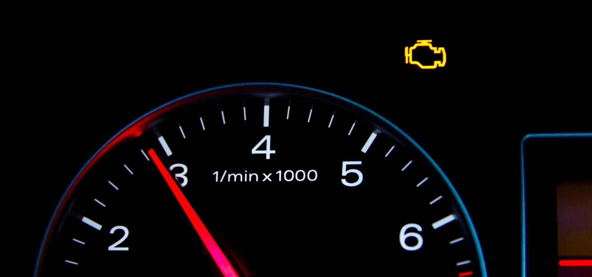 Mazda Check Engine Light