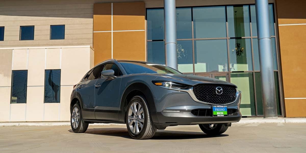 Luxury SUV Mazda CX 30