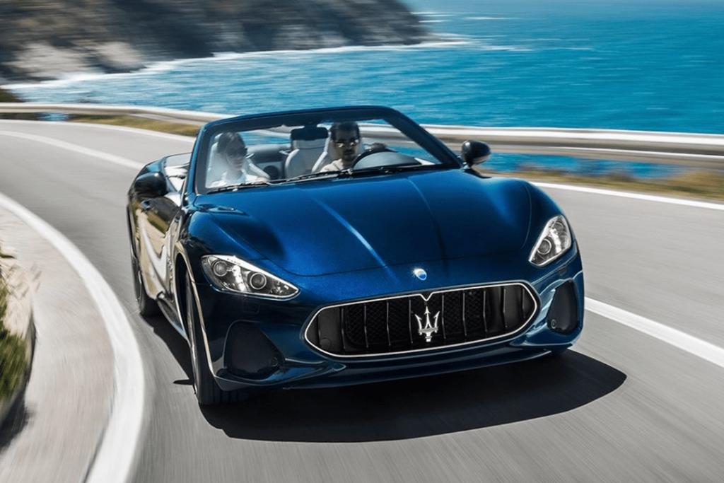 2019 Maserati GT Convertible Lease