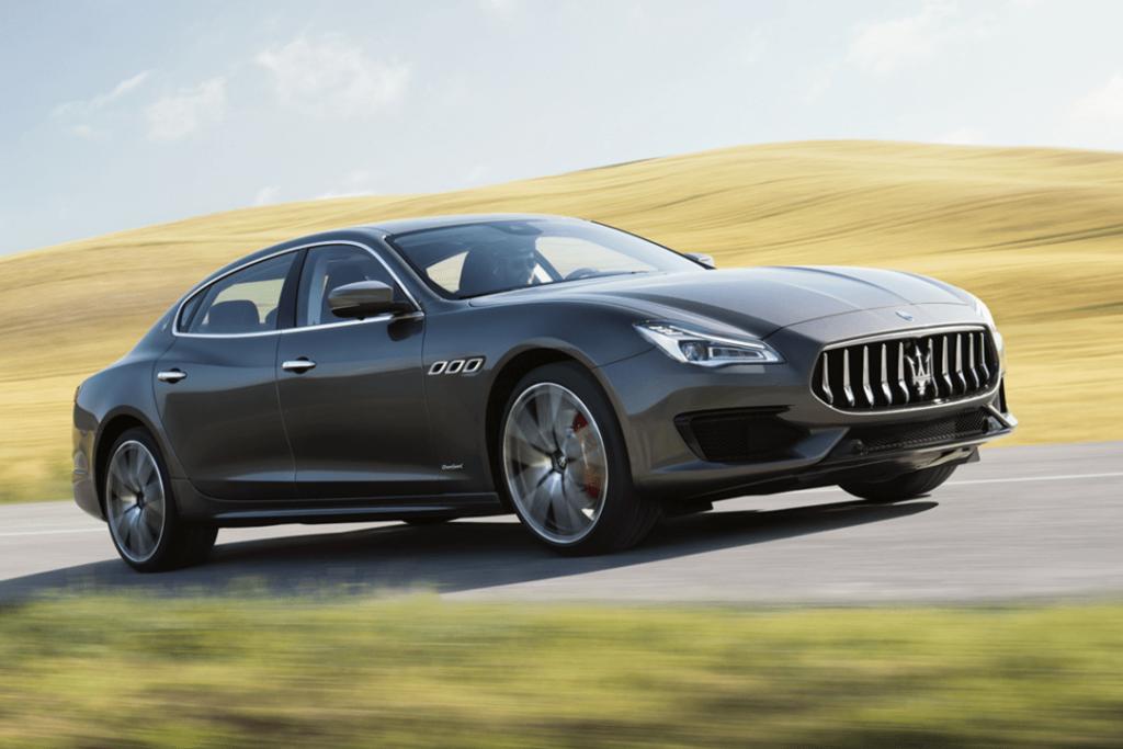 2019 Maserati Quattroporte S Q4 Lease