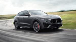 Maserati technology | Maserati Levante Trofeo