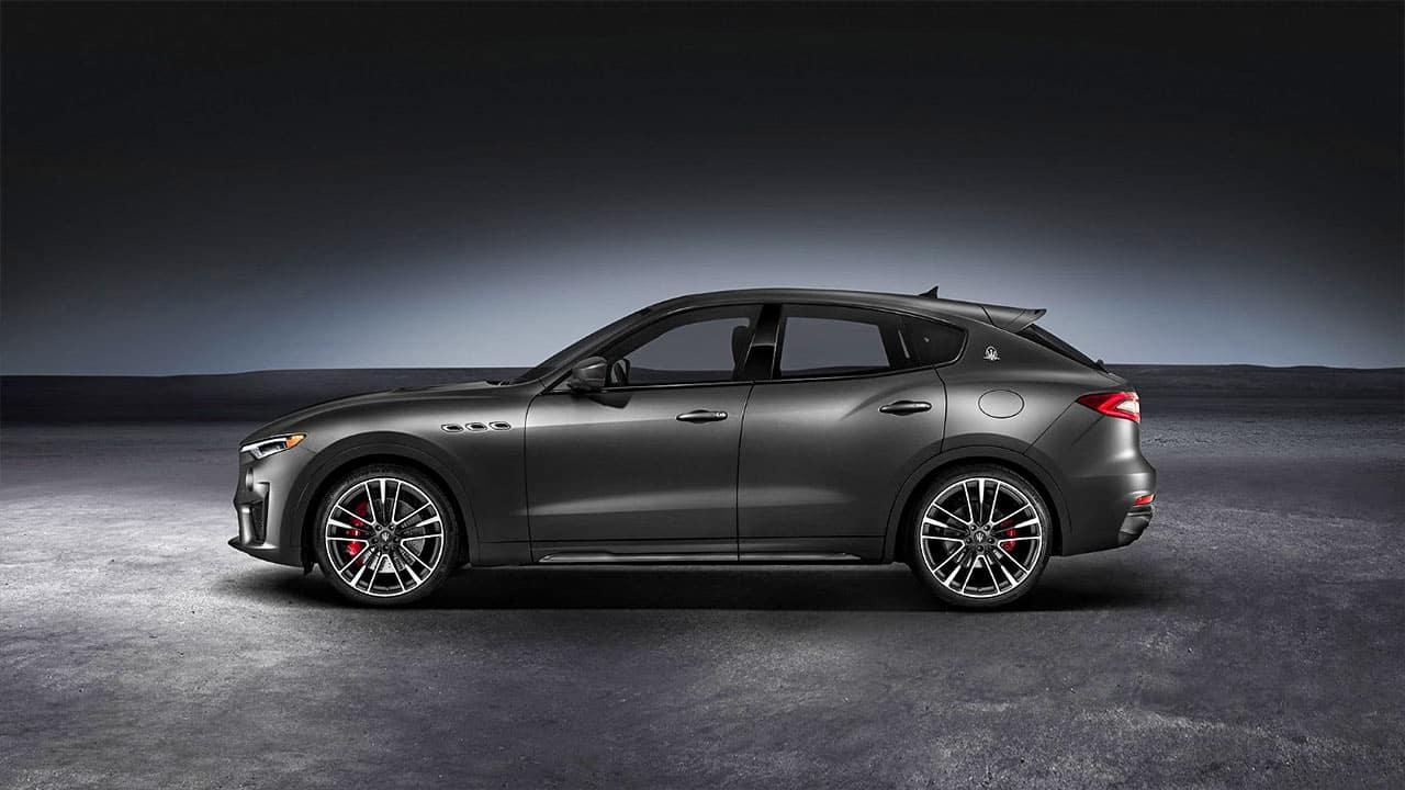 2021 Maserati Levante Trofeo Gets Beefier Gold Coast Maserati