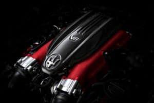 Maserati levante Engine