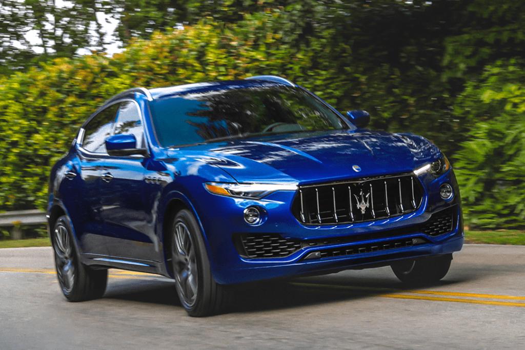 2019 Maserati Levante Lease