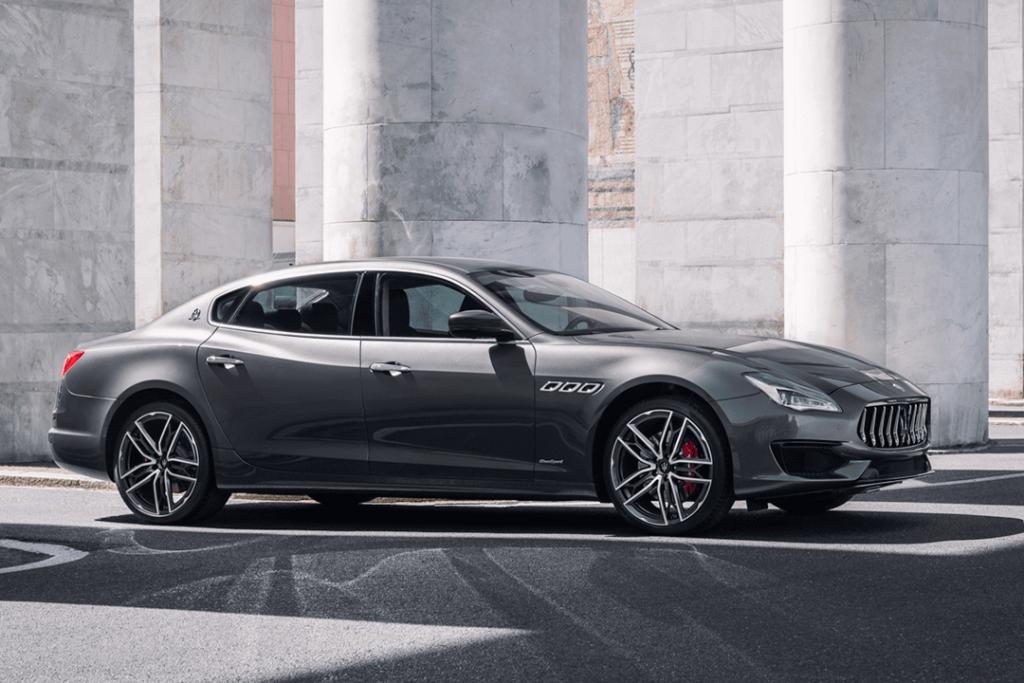 Maserati Loyalty Bonus Program