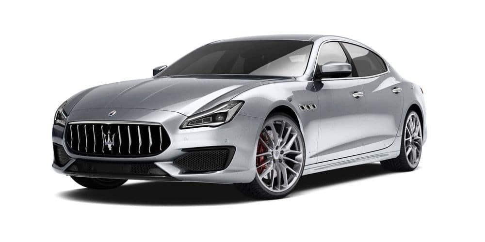 Maserati Models: Quattroporte