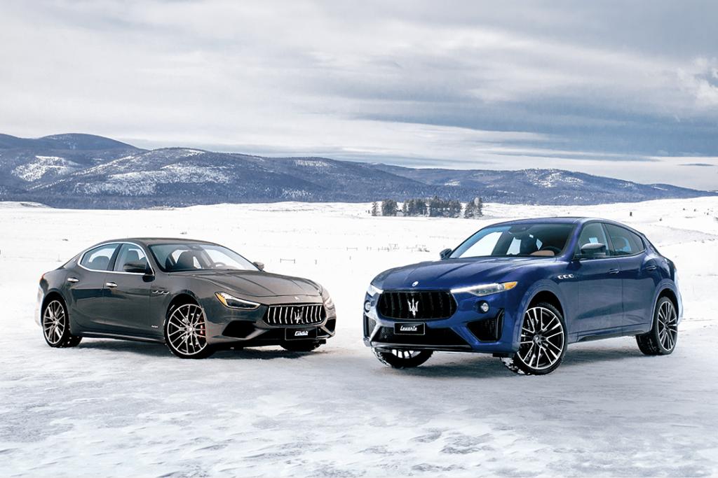 1.49% APR on 2020 Maserati Models