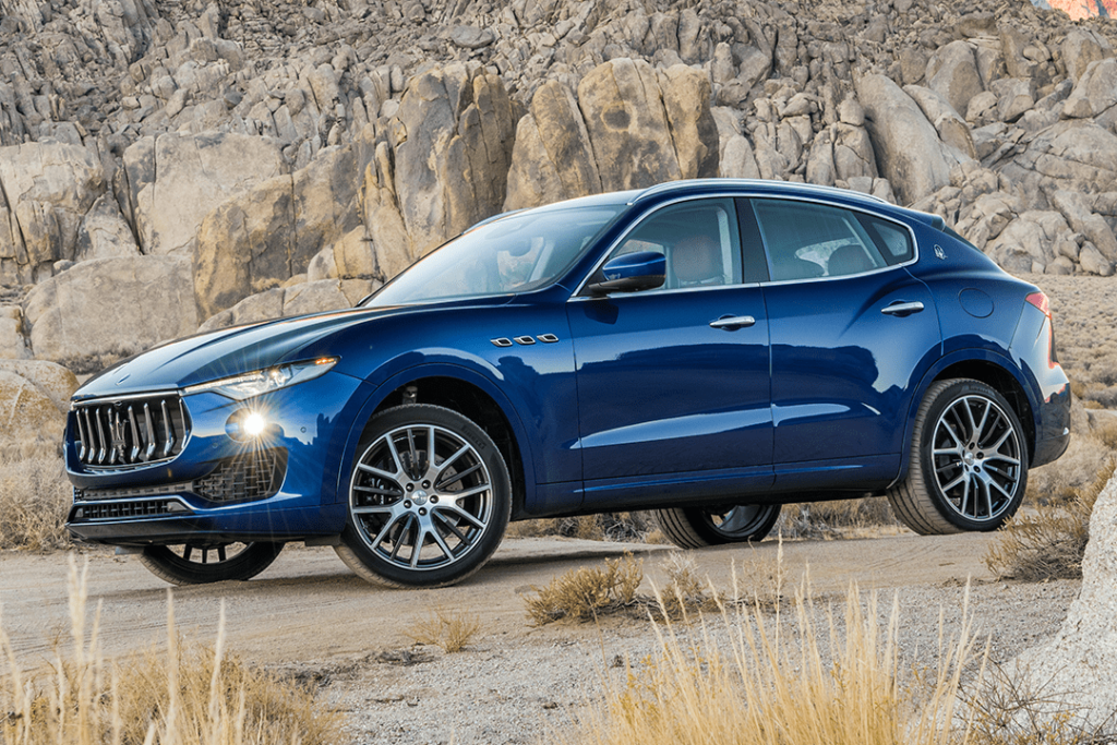2020 Maserati Levante S Zero Down Lease