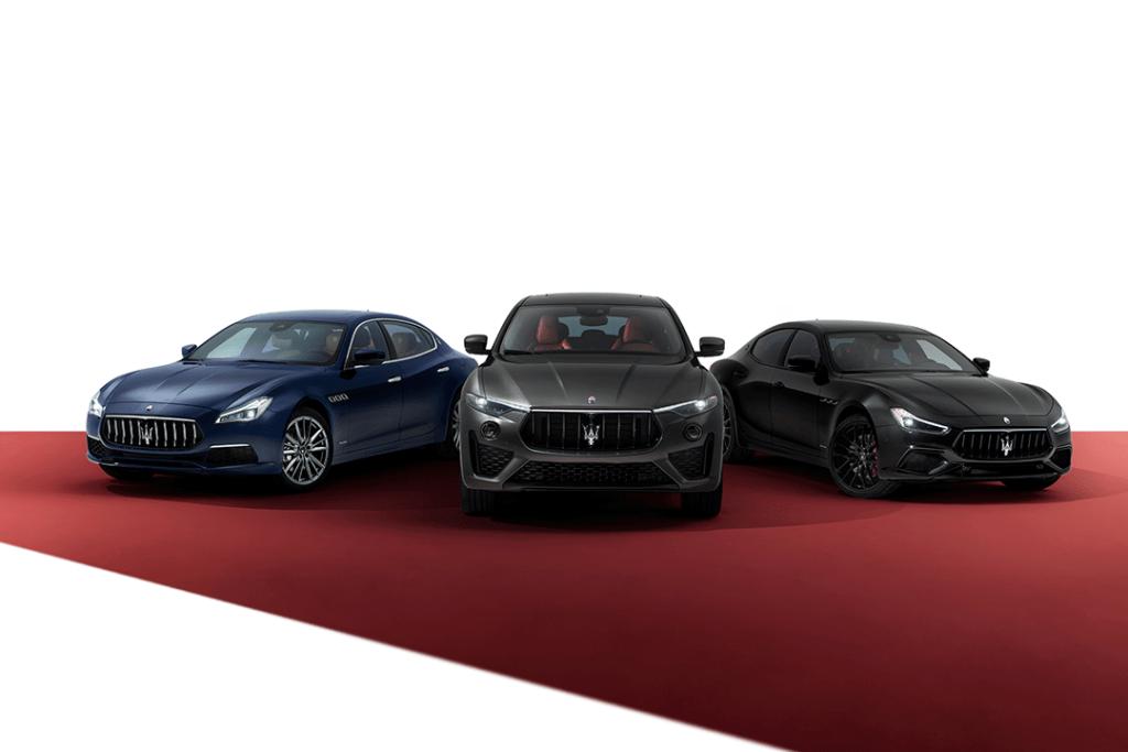 0% APR on a New 2020 Maserati