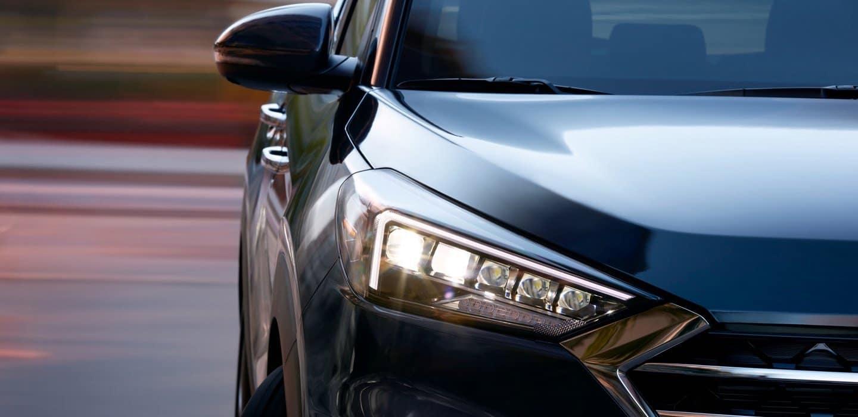 2020 Hyundai Tucson Front