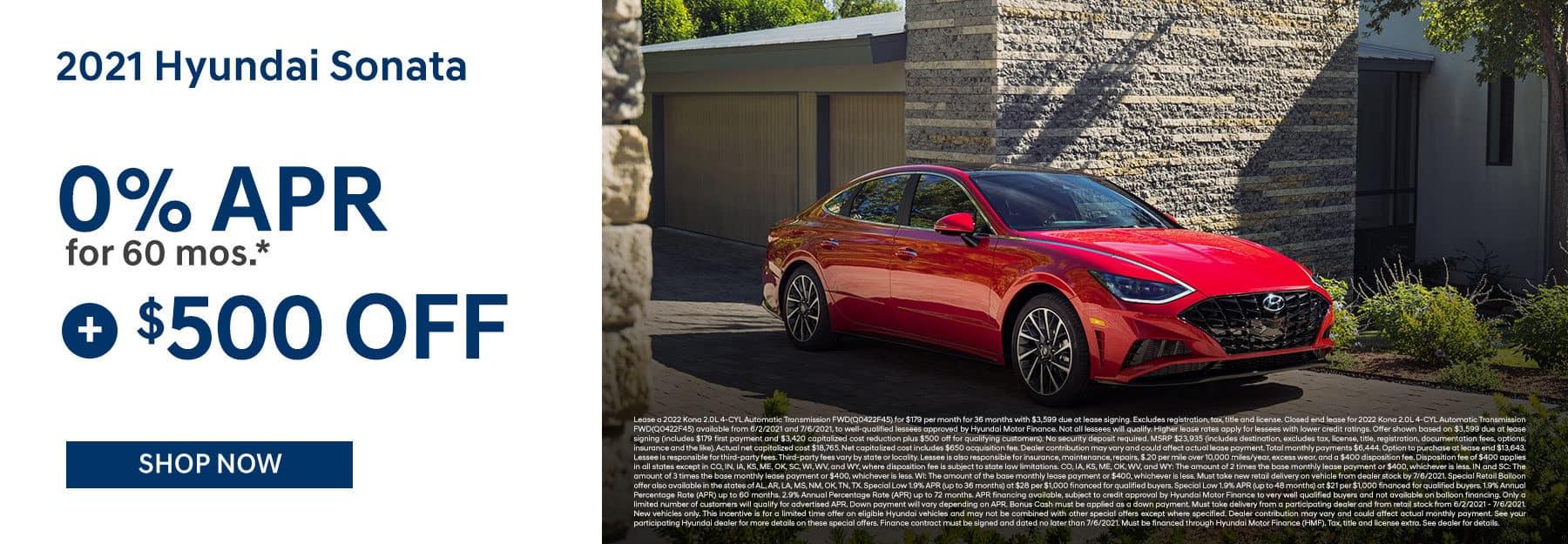 2021 Hyundai Sonata For Sale In Greenville