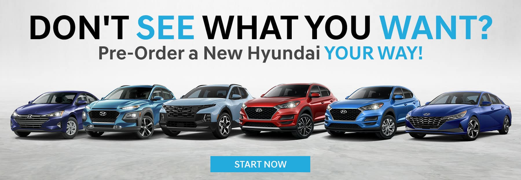 Pre-Order a New Hyundai in Greenville, TX