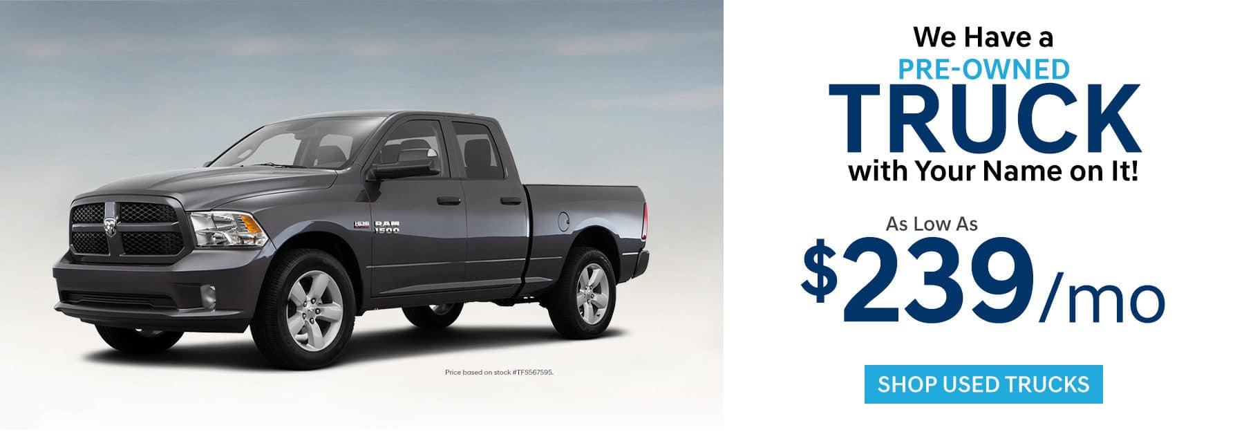Pre-Owned Trucks for Sale in Greenville, TX
