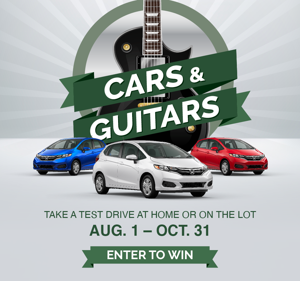 cars and guitars event