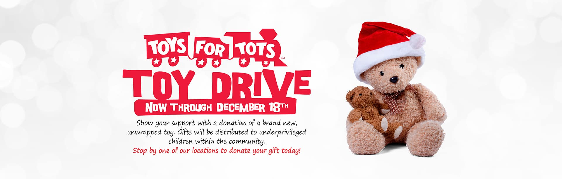 Toy Drive - Toy for Tots